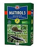 MATIROL - Anticaracoles y Babosas cebo granulado :: 500 gramos