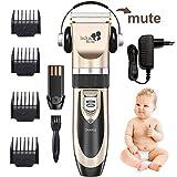 Haarschneidemaschine, Jack & Rose HaarschneiderElektrische Haarschneider Maschine Wiederaufladbare...