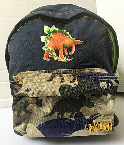 Die Spiegelburg 11674 Kleiner Rucksack T-Rex World