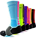 Basketball Socks 5 Pack...