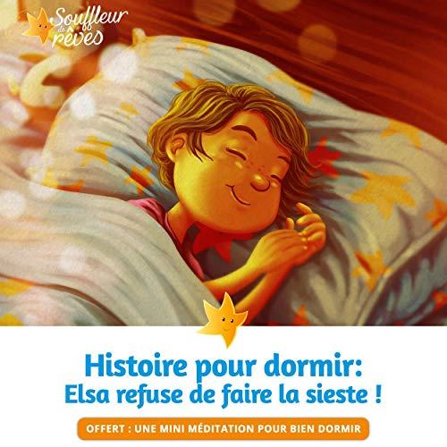 Elsa refuse de faire la sieste !: Histoire pour dormir 2
