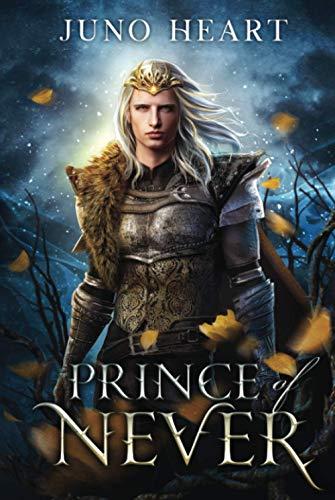 Prince of Never: A Fae Romance (Black Blood Fae)