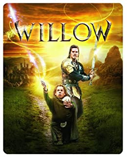 Willow - Limited Edition Steelbook [Blu-ray] [1988] [Region Free] (B00AVWI1US) | Amazon price tracker / tracking, Amazon price history charts, Amazon price watches, Amazon price drop alerts