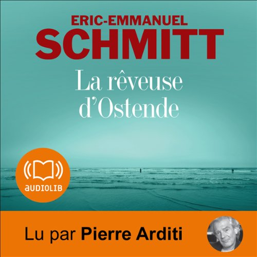 La rêveuse d'Ostende  audiobook cover art