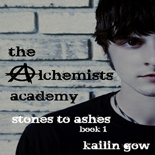 Stones to Ashes audiobook cover art