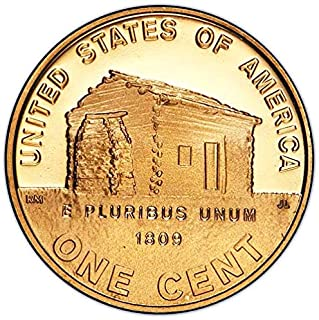 2009 P Satin Finish Birthplace Cabin Lincoln Bicentennial Cent Choice Uncirculated US Mint