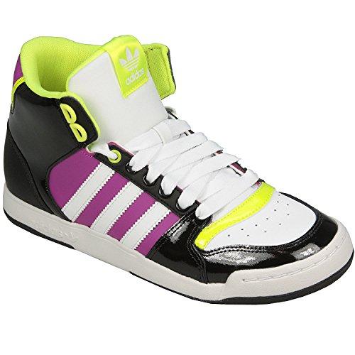 adidas Originals mittelhohe Damenhallensportschuhe Midiru in leuchtenden Farben