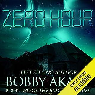 Zero Hour audiobook cover art