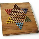 DAMES CHINOISES - jeu de société familial de stratégie de 2 à...
