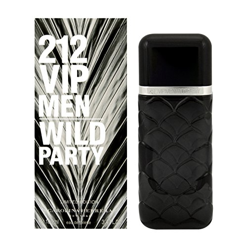 Carolina Herrera 212 VIP Men wilde party parfum – 80 ml