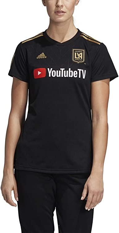 adidas LAFC Home Womens Jersey