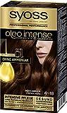 SYOSS Oleo Intense Permanente Öl-Coloration 4-18 Mokkabraun, mit pflegendem Öl & ohne Ammoniak,...