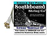 'Nashville C6' 6-String Lap Steel Guitar String Set - Get that Honky Tonk Sound!