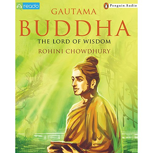Puffin Lives: Gautam Buddha audiobook cover art