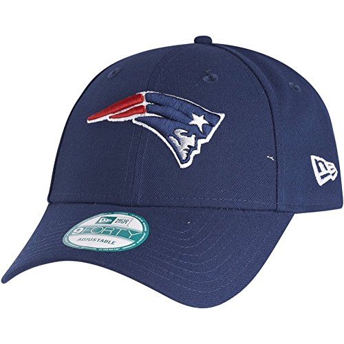 New Era 9Forty Cap - NFL League New England Patriots Navy