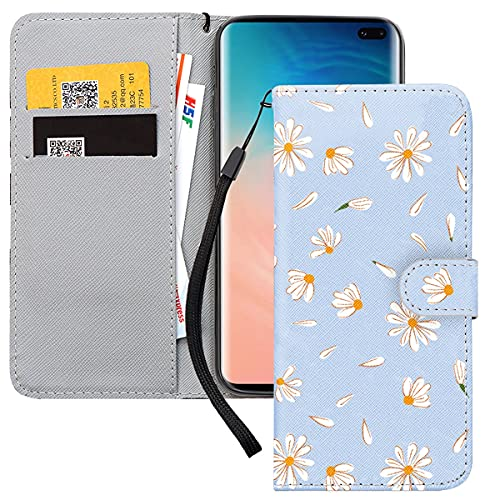 Yoedge Handyhülle für Samsung Galaxy S20 FE / S20 Lite Lederhülle,Lila Premium Leder Flip Hülle mit Exquisites Muster Brieftasche Klapphülle Handytasche Hülle für Samsung S20 FE 6,5