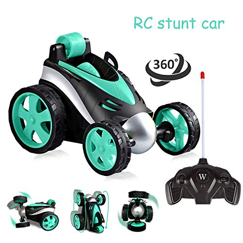 Car Toys for 3 Year Old Boys,Remote Control Car for boy 3-5 RC Car for boy Age 3 4 5 6 7 8 Popular Toys for 3 Year Old Girl Gifts 2020 Hottest Birthday Gift for 3 Year Old Boys Stunt Car Red