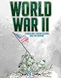 world war 2 coloring book - Color and Learn: World War II: A World War 2 History Coloring Book For Everyone!