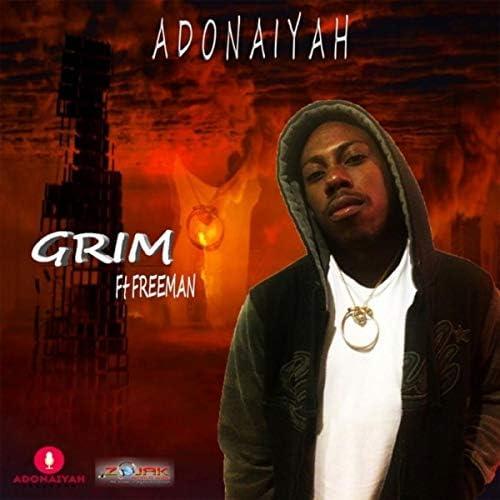 Adonaiyah feat. FREEMAN