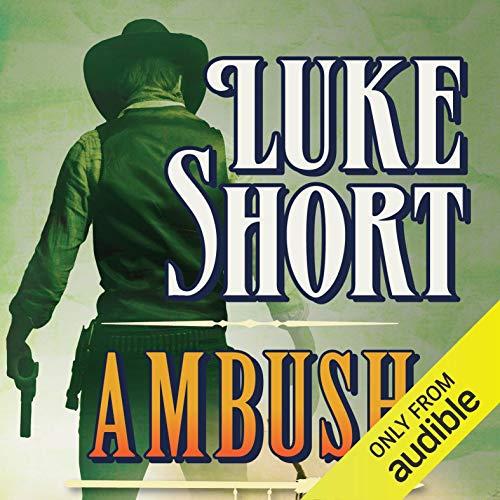 Ambush audiobook cover art