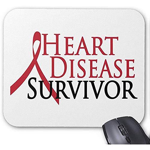 Herzkrankheit Survivor Mouse Pad