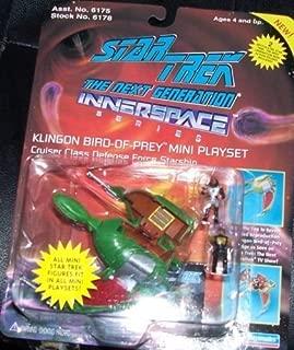 Star Trek Next Generation Micro Machine Mini Playset Klingon Bird of Prey Playmates