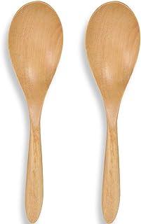 ナガオ サオの木 リゾットスプーン 2本組 木製