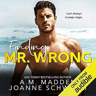 Page de couverture de Finding Mr. Wrong