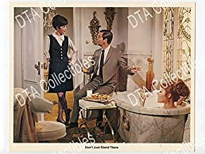 MOVIE PHOTO: DON'T JUST STAND THERE-8x10 PROMO STILL-WOMAN IN BATH FN