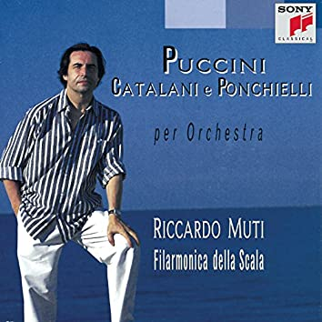 Puccini, Catalani & Ponchielli: Orchestral Works