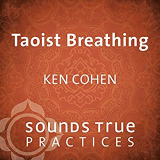 Taoist Breathing audiobook cover art