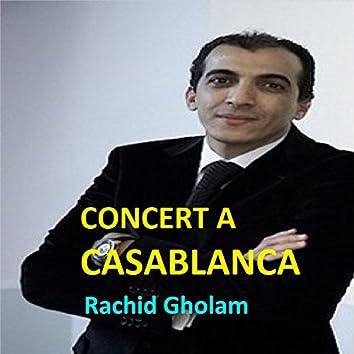Concert à Casablanca