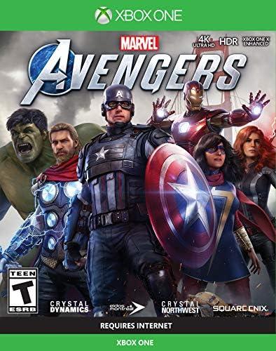 Marvel s Avengers Xbox One product image
