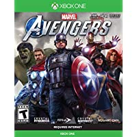 Marvel's Avengers Standard Edition for Xbox One by Square Enix
