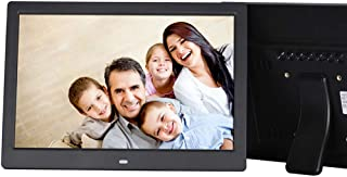 13 Inch Digital Photo Frame HD LED Human Body Induction Display Slideshow E-Albums Motion Sensor MP3/MP4 Video Player with...