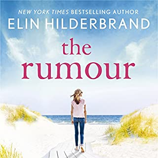 The Rumour audiobook cover art
