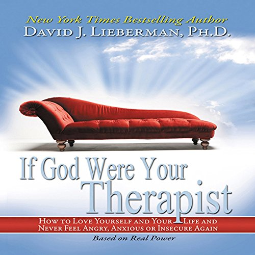 If God Were Your Therapist audiobook cover art