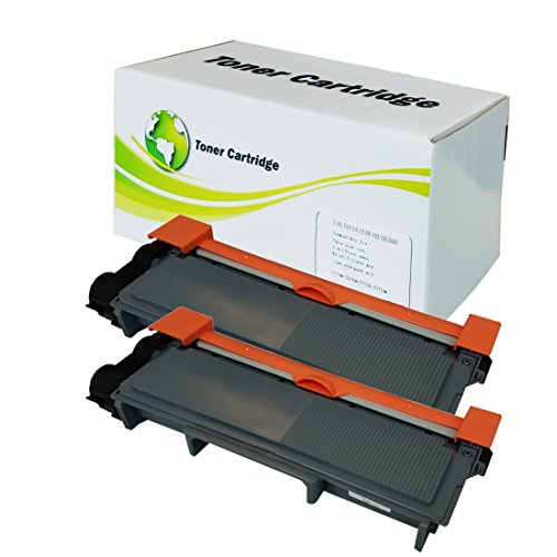 INK4WORK 2 Pack Compatible Toner Cartridge Replacement for Dell E310dw, E514dw, E515dn, E515dw (593-BBKD / P7RMX) High Yield