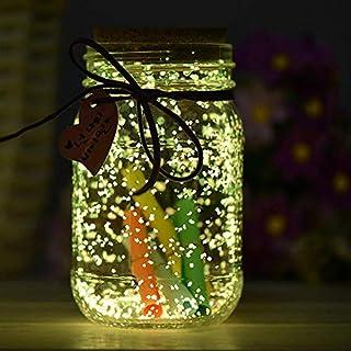 Amazon.es: botellas de cristal con corcho