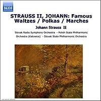 Waltzes, Polkas, Marches & Overtures
