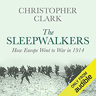The Sleepwalkers                   By:                                                                                                                                 Christopher Clark                               Narrated by:                                                                                                                                 Peter Silverleaf                      Length: 22 hrs and 50 mins     4 ratings     Overall 4.0