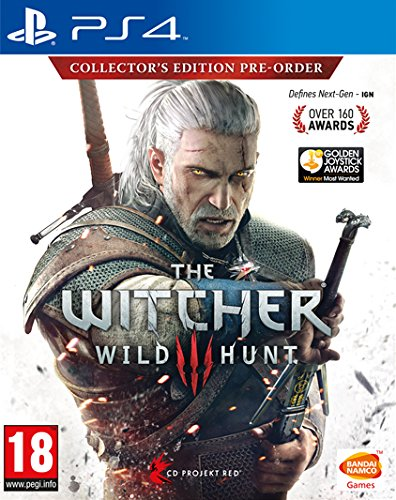 The Witcher 3: Wild Hunt Collector's Edition (PS4) by Namco Bandai