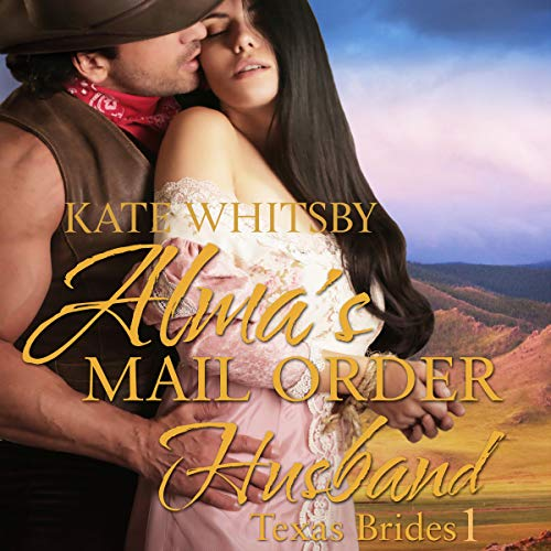Alma's Mail Order Husband cover art