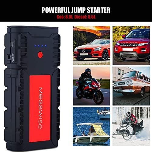 12V Car Battery Jump Starter