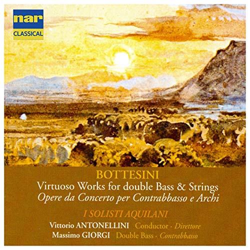 """Duet for Clarinet and Double Bass, BOT. 94 """"Duetto per clarinetto e contrabbasso con accompagnamento di pianoforte"""""""