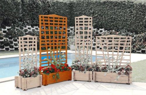 Blumenkasten Spalier Mirabell 100x180