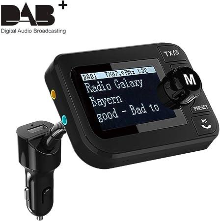 Auto Dab Transmitter Dab Adapter Für Autoradio Dab Elektronik