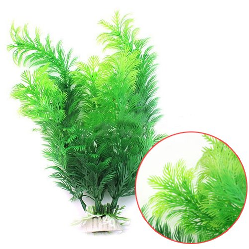 Danigrefinb Aquariumvissen Tank Decoraties Kunstmatige Waterplant Groen Kunststof Onderwater Gras Vistank Aquarium Decor