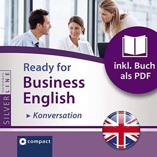 Ready for Business English: Konversation (Compact SilverLine) Titelbild