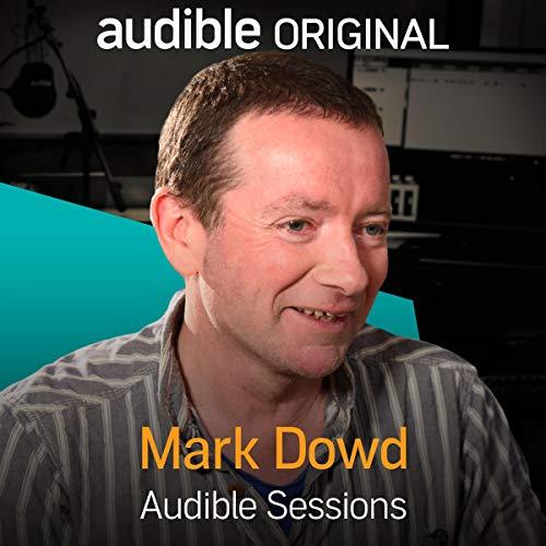 Mark Dowd audiobook cover art